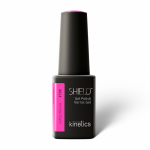 KINETICS - Lakier Hybrydowy 196 Shield Electro Pink 11 ml