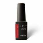 KINETICS - Lakier Hybrydowy 076 Shield Bonnie Red 11 ml