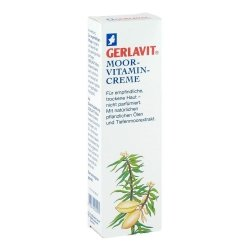 Gehwol Gerlavit Moor-Vitamin-Creme  - Krem torfowo-witaminowy - 75ml