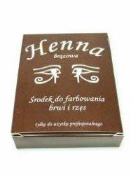 Henna Szczecińska proszkowa brązowa 50g