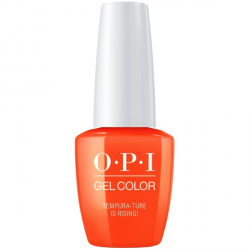 OPI GelColor Tempura-ture is Rising! T89 15ml