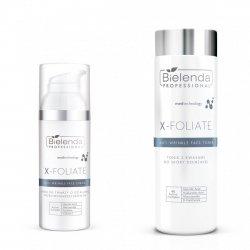 Bielenda X-Foliate Zestaw dla skóry dojrzałej
