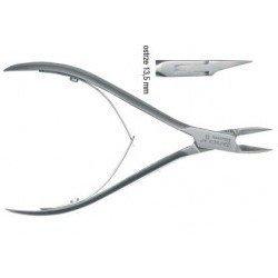 Cążki kątowe do wrastających paznokci HF 490 Aesculap nr: 309185100