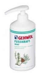 Gehwol - Fusskraft Mint, Balsam Chłodzący do stóp - 500 ml