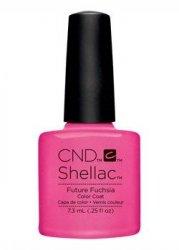CND Shellac Future Fuchsia - 7,3 ml