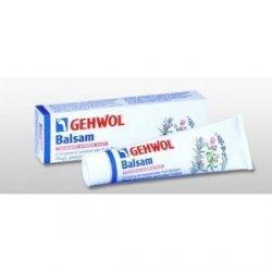 Gehwol Balsam - Balsam odświeżający do stóp dla suchej skóry - 125ml