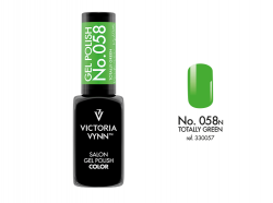 Victoria Vynn Gel Polish Color - Totally Green  No.058 8 ml