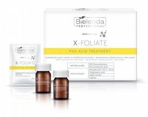 Bielenda X-Foliate PHA ACID TREATMENT Set zabiegowy