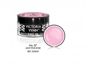 Victoria Vynn Build Gel - Light Pink Rose  No.07 50 ml