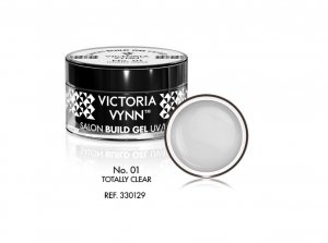 Victoria Vynn Build Gel Totally Clear No.01 50 ml