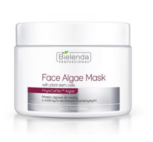 Bielenda Maska algowa do twarzy z komórkami macierzystymi - 190 g