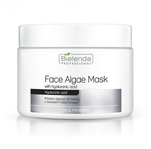 Bielenda maska algowa do twarzy z kwasem hialuronowym - 190 g