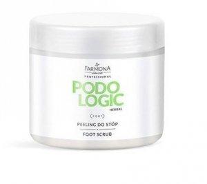 Farmona Podologic Herbal - Peeling do stóp - 500ml