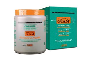 Guam Chłodzący błotny koncentrat wyszczuplający i antycellulitowy - 4kg ( 30 zab.)