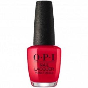 OPI Red Heads Ahead  NLU13 15ml - lakier do paznokci