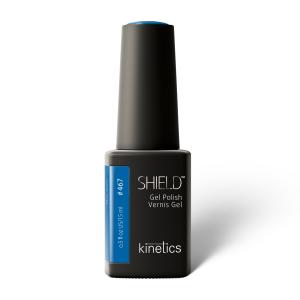 KINETICS - Lakier Hybrydowy 467 BLUE JEANS 15 ml