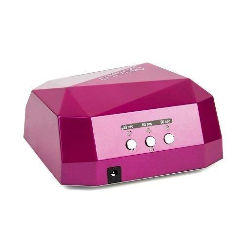 Lampa Najlo Led - CCFL 36w -  różowa