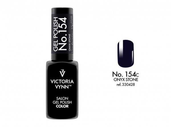 Victoria Vynn Gel Polish Color - Onyx Stone No.154 8 ml