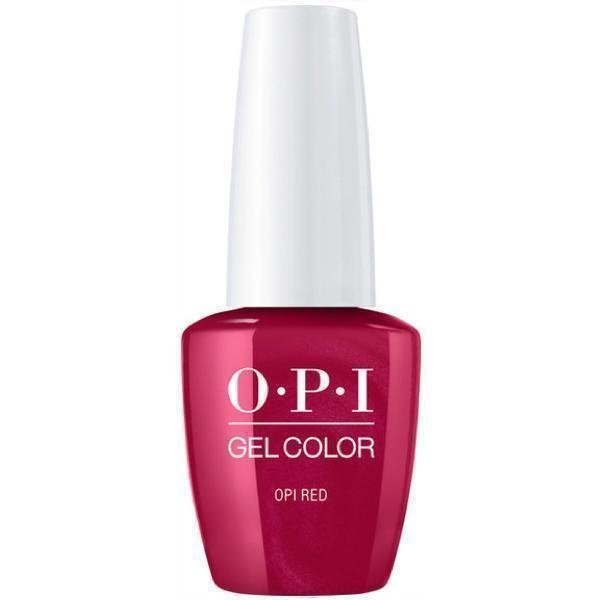 GelColor OPI Red GCL72 15ml