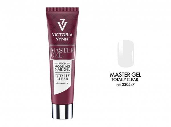 Victoria Vynn Master Gel Totally Clear 60g