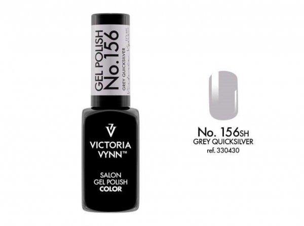 Victoria Vynn Gel Polish Color - Grey Quicksilverl No.156 8 ml