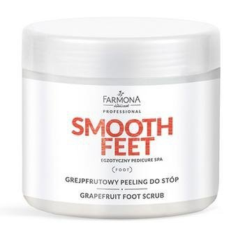 Farmona Smooth Feet - Grejpfrutowy peeling do stóp- 690 g