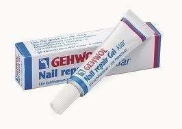Gehwol - Nail Repair Gel - Żel do rekonstrukcji płytki paznokciowej - 5 ml