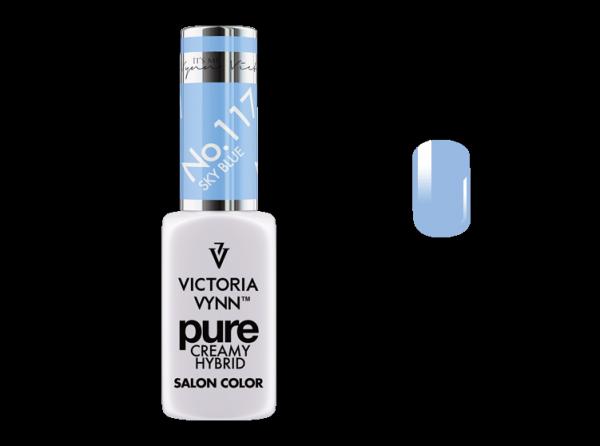 Victoria Vynn Pure Color - No.117 Sky Blue 8 ml