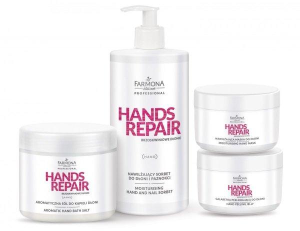 Farmona Hands Repair - Pakiet zabiegowy
