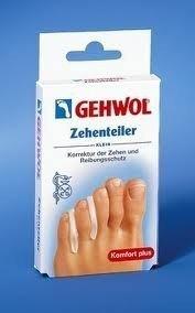 Gehwol - Rozdzielacz do palców żelowy ( duży 12 mm ) - 15 szt. 315 251 100