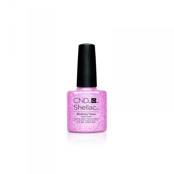 CND Shellac Blushing Topaz - 7,3 ml