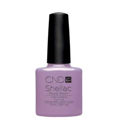 CND Shellac Lilac Longing - 7,3 ml