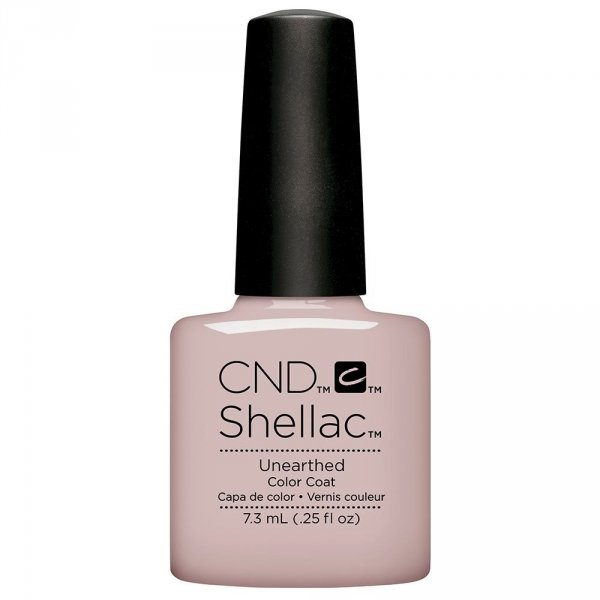 Lakier CND Shellac Unearthed 7,3 ml
