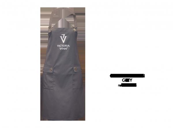 Victoria Vynn - Cosmetic apron - Fartuch kosmetyczny - szary