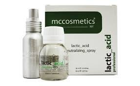 MCCosmetics - Kwas mlekowy 45% pH 1,3 30ml + neutralizator 50ml