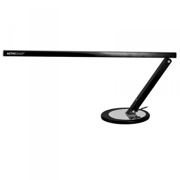 Lampa na biurko Slim Led - czarna
