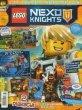Lego Nexo Knights magazyn 2/2016 + ODRZUTOWY WIERZCHOWIEC LANCE'A