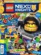 Lego Nexo Knights magazyn 3/2016 + ROBIN z narzędziami i koniem