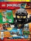Lego Ninjago magazyn 4/2017 + ZANE Ninja Lodu