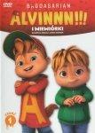 Alvin i wiewiórki Kolekcja filmowa 1 (DVD)