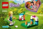 Magic Pocket Wydanie specjalne 1/2018 + Lego Friends 30405