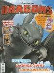 Dragons 5/2015 Jak wytresować smoka + 2 prezenty