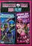 PREZENT ZA ZAKUPY za 30 zł - Monster High DVD Wampigorączka  piątkowej nocy / Upiorna siła miłości