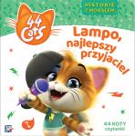 44 koty Historie z morałem 1 Lampo, najlepszy przyjaciel