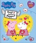 Świnka Peppa Kocha, lubi, szanuje 1 Co kocha Peppa?