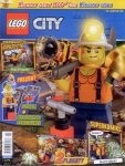 LEGO City magazyn 2/2018 + wybuchowy górnik