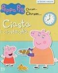 Świnka Peppa Chrum… Chrum… 39 Ciasta i ciasteczka