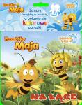 Pszczółka Maja Wesoła kąpiel Na łące