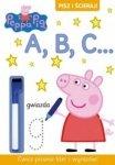 Świnka Peppa Pisz i ścieraj! 2 A, B, C…