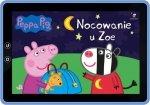 Świnka Peppa Książeczki Bajeczki 4 Nocowanie u Zoe